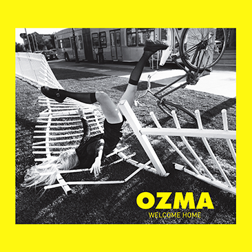ozma - WELCOME HOME - Cristal Records