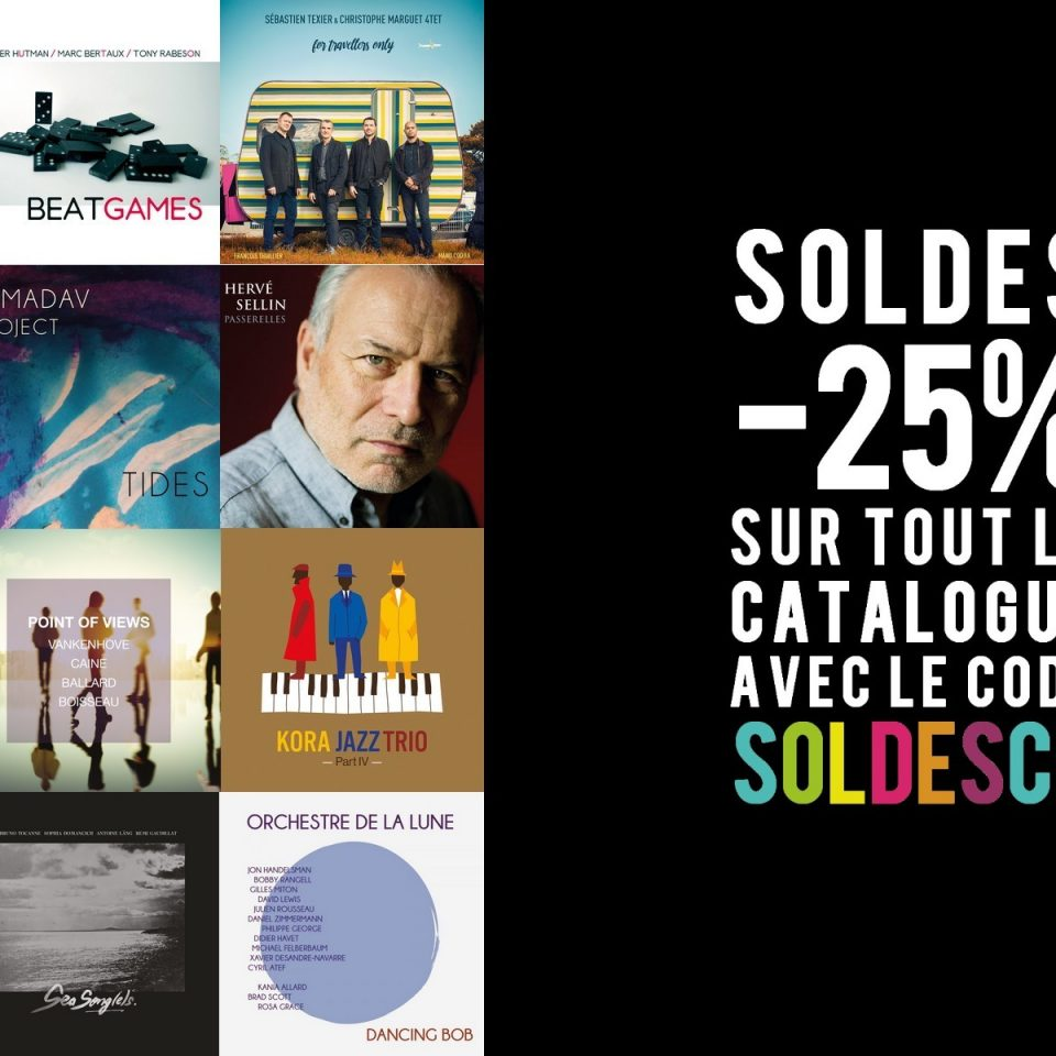 SOLDES CRISTAL RECORDS