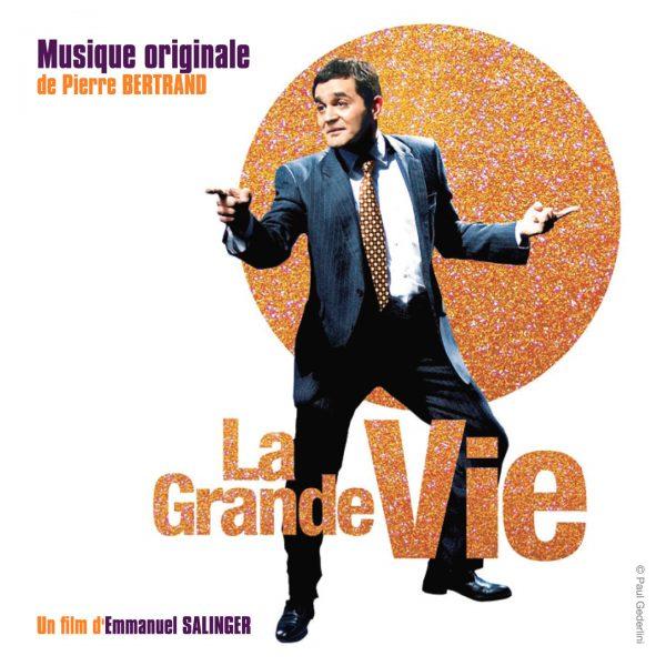 Pierre Bertrand - BOF La Grande Vie - Cristal Records