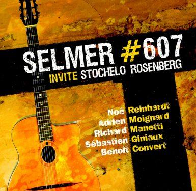 Selmer #607 - Invite Stochelo Rosenberg - Cristal Records