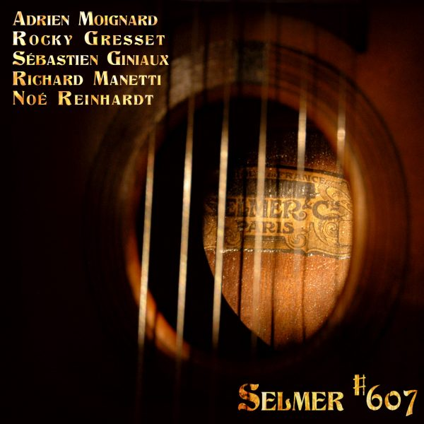 Selmer #607 - Cristal Records