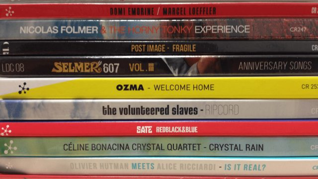 Cristal Records albums