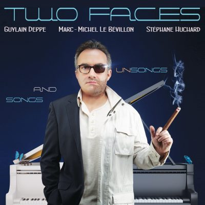 Guylain Deppe - Two Faces - Cristal Records