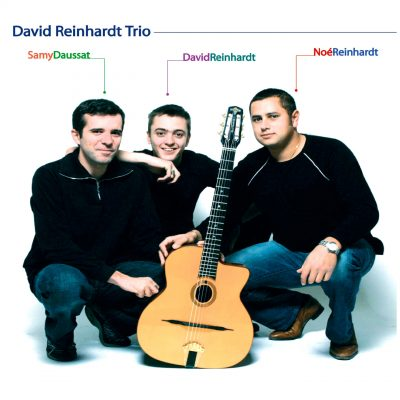 David Reinhardt Trio - David Reinhardt Trio - Cristal Records
