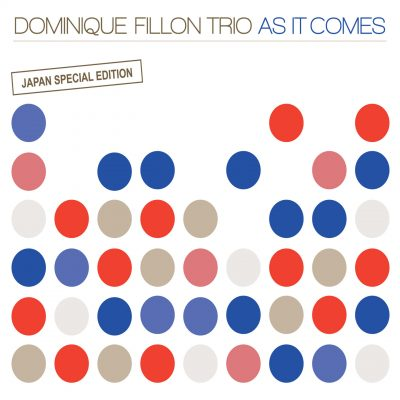 Dominique Fillon - As it comes - Cristal Records