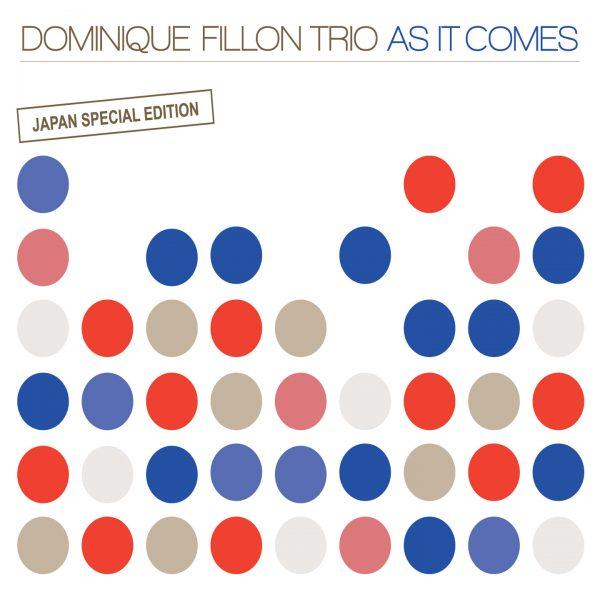 Dominique Fillon - As it comes - Cristal Records