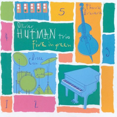 Olivier Hutman - Five in Green - Cristal Records