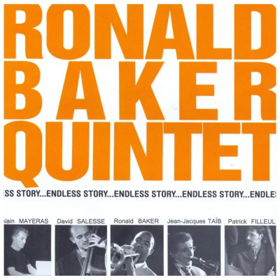 Ronald Baker Quintet - Endless Story - Cristal Records