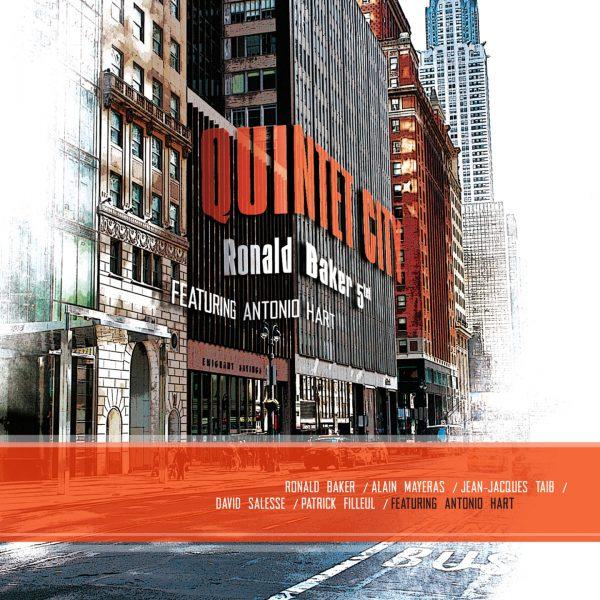Ronald Baker Quintet - Quintet City - Cristal Records