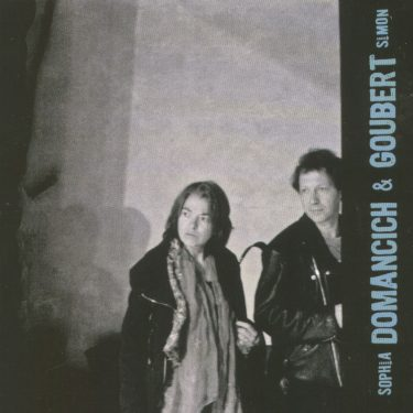Sophia Domancich - Simon Goubert - You don't know what love is - Cristal Records