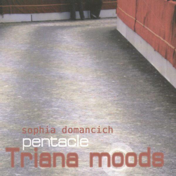 Sophia Domancich - Triana Moods - Cristal Records