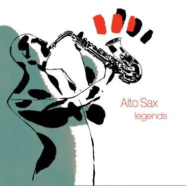 OSD Original Sound Deluxe - Alto Sax Legends - Cristal Records