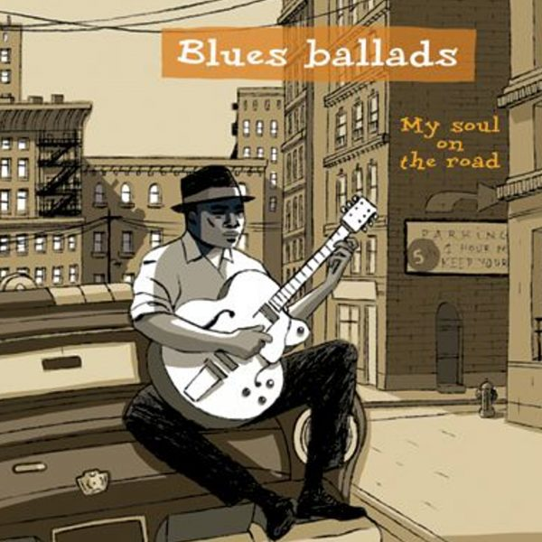 OSD Original Sound Deluxe - Blues Ballads - Cristal Records