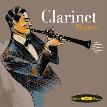 OSD Original Sound Deluxe - Clarinet Masters - Cristal Records