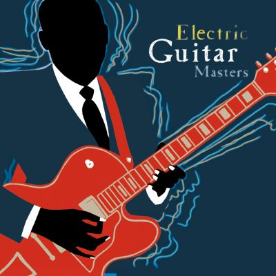 OSD Original Sound Deluxe - Electric Guitar Masters - Cristal Records