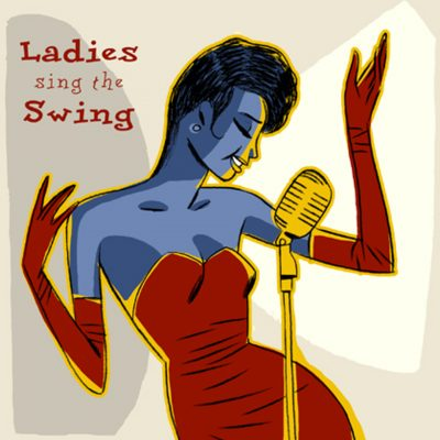 OSD Original Sound Deluxe - Ladies sing the Swing - Cristal Records