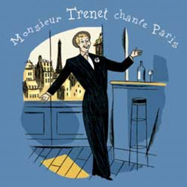 OSD Original Sound Deluxe - Monsieur Trenet chante Paris - Cristal Records