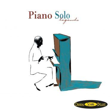 OSD Original Sound Deluxe - Piano Solo Legends - Cristal Records