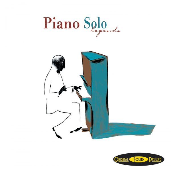 OSD Original Sound Deluxe - Piano Solo Legends - Cristal Records