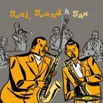 OSD Original Sound Deluxe - SOUL, SOUND & SAX - Cristal Records