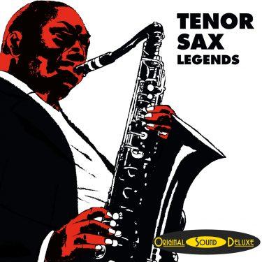 OSD Original Sound Deluxe - Tenor Sax Legends - Cristal Records