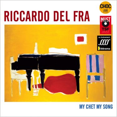 Riccardo Del Fra - My Chet My Song - Cristal Records2