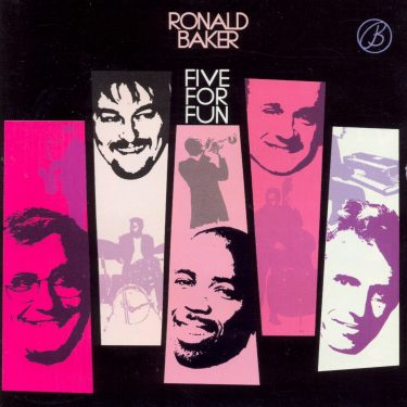 Ronald Baker Quintet - Five for fun - Cristal Records