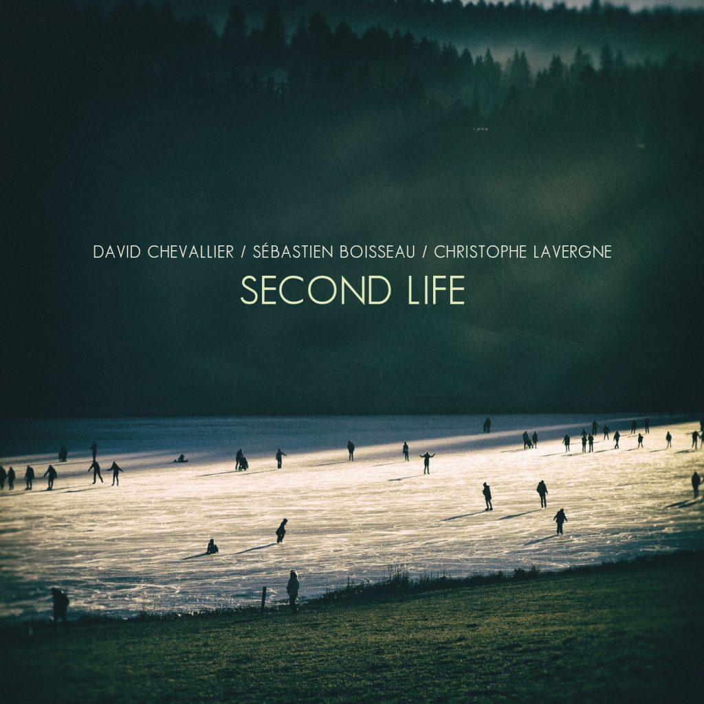 second life un album de david chevallier cristal records. Black Bedroom Furniture Sets. Home Design Ideas