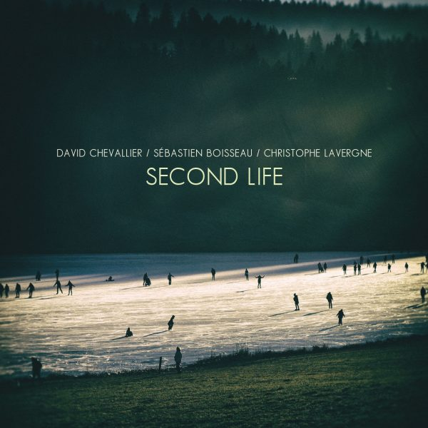 David Chevallier Trio - Second Life - Cristal Records