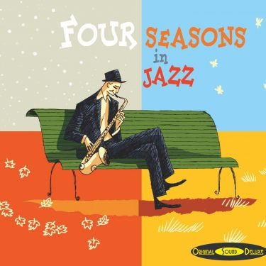 Four Seasons in Jazz - Original Sound Deluxe - Cristal Records