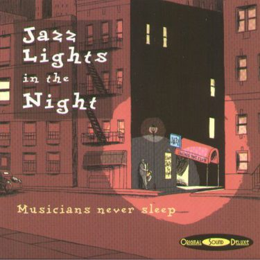 Jazz Lights in the Night - Original Sound Deluxe - Cristal Records