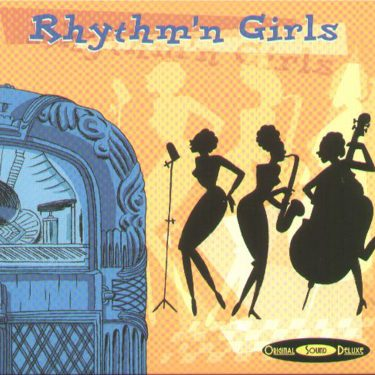 Rhythm'n Girls - Original Sound Deluxe - Cristal Records