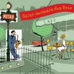 Métro Saint-Germain-des-Prés - Original Sound Deluxe - Cristal Records
