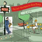 Métro Saint-Germain-des-Prés - Original Sound Deluxe - Cristal Records