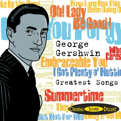 george Gershwin - OSD - Cristal Records