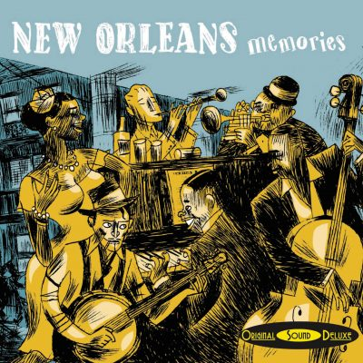 new Orleans - Original Sound Deluxe - Cristal Records