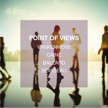 Alain Vankenhove - Uri Caine - Jeff Ballard - Sébastien Boisseau - Point of Views - Cristal Records