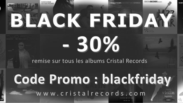 Black Friday Cristal Records
