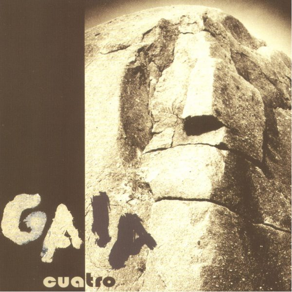 Gaia Cuatro - Gaia - Cristal Records