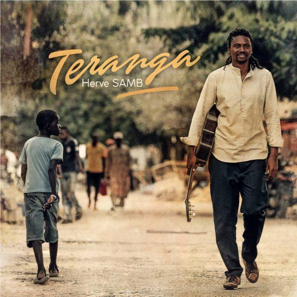 Herve Samb - Teranga - Cristal Records - cover