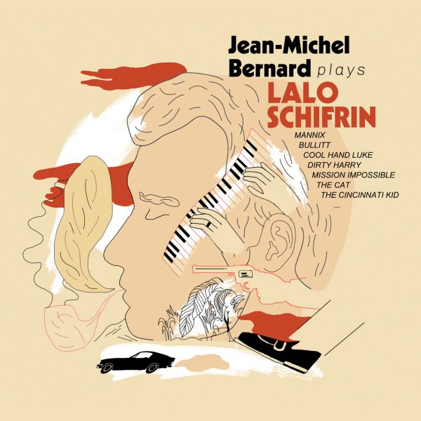 Jean-Michel Bernard - Plays Lalo Schifrin - Cristal Records