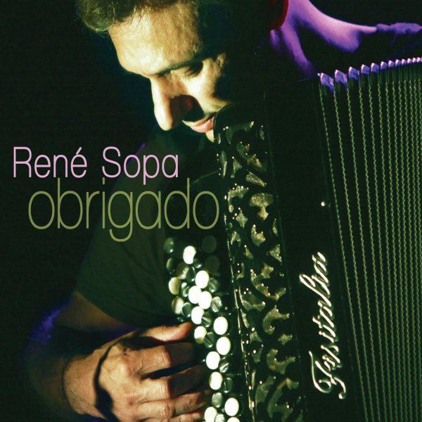 René Sopa - Obrigado - Cristal Records
