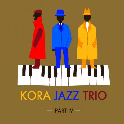 KORA JAZZ TRIO - PART IV - CRISTAL RECORDS