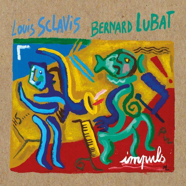 Impuls - Bernard Lubat & Louis Sclavis - Cristal Records
