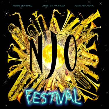 NICE JAZZ ORCHESTRA - FESTIVAL - CRISTAL RECORDS