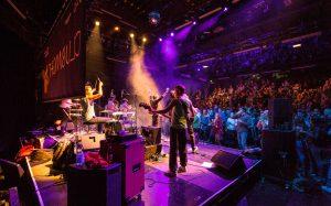 jazzahead! clubnight 29.4.2017. Diazpora im Theater Bremen.