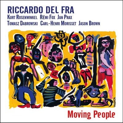 Moving People - Riccardo Del Fra - Cristal Records