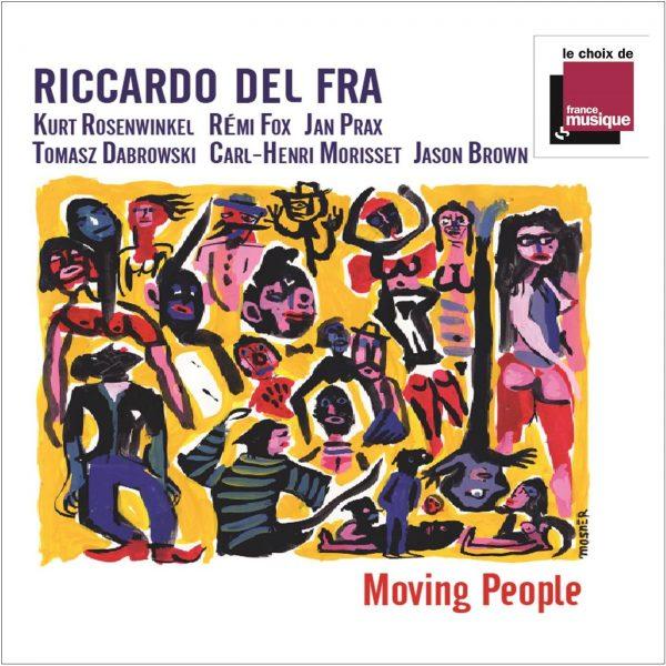Moving People - Riccardo Del Fra - Cristal Records