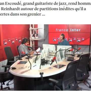 France Inter Manoukian Escoude