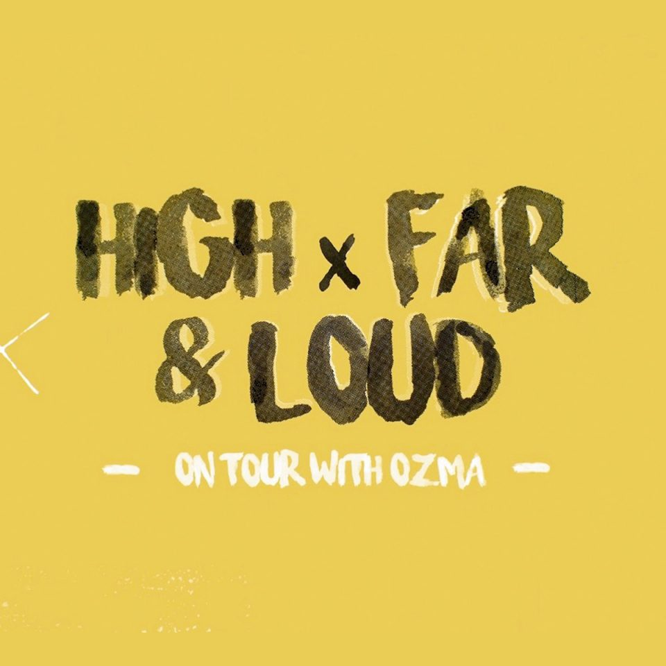 Cristal Records - Ozma - High Far & Loud - Web-Série